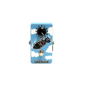 Whirlwind FXBOMBP Guitar Pedal The Bomb, micro amp, +26dB