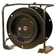 Whirlwind WD7 Large Capacity Cable Reel with Built-In Connector Panel