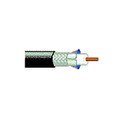 Belden 1694A Coaxial Cable RG-6/U, CM, 18 AWG, foam insulation