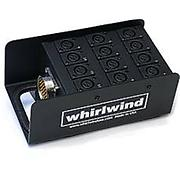 Whirlwind DT12 stagebox 12 XLR males with DT12 feedthru