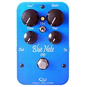 J Rockett Audio Designs BLUENOTE Pro Guitar Distortion Effects Pedal